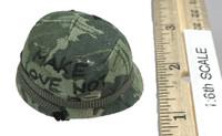 """U.S. Vietnam War """"Play Company"""" - Helmet (M1)"""
