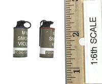 "U.S. Vietnam War ""Play Company"" - Smoke Grenades (M18)"