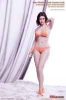 Super Flexible Female Seamless Body (PLMB2019-S28A) (Medium Bust - Pale) - Boxed Figure
