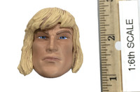Masters of the Universe: He-Man - Head (Regular) (See Note)