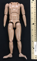 Chicago Gangster Michael 3.0 (Deluxe) - Nude Body w/ Hand Joints and Feet(See Note)