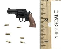 Chicago Gangster Michael 3.0 (Deluxe) - Pistol w/ Bullets (Metal)