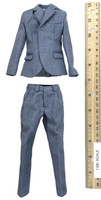 Chicago Gangster Michael 3.0 (Deluxe) - Suit (Blue)