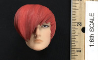 King of Fighters: Iori Yagami - Head (No Neck Joint)