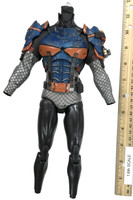 Arkham Origins: Deathstroke - Body w/ Armor (See Note)