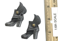 Lightning Warrior - Shoes (No Ball Joints) (Metal)