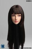 Super Duck Deluxe Headsculpts - SDDX01-B (Black Hair - Moveable Eyes)
