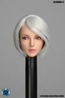 Super Duck Deluxe Headsculpts - SDDX01-C (Platinum Hair - Moveable Eyes)