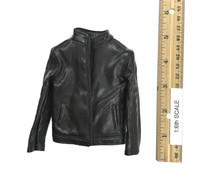 Spy Killer Leather Jacket Sets - Leather Jacket (Black)