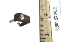 A-TACS FG Double Women Soldier Jenner - Right Trigger Hand (Brown)