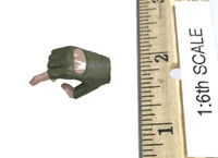 A-TACS FG Double Women Soldier Jenner - Right Trigger Hand (Green)
