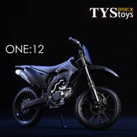 TYS Toys: Motorcycle (18DT05) - Boxed Accessory