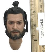 Demon Hunter Mao Shan - Head w/ Neck Joint