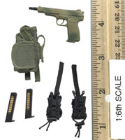 Spetsnaz MVD SOBR LYNX Operator (8th Anniversary Edition) - Pistol (Stetchkin APB) w/ Holster
