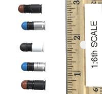 French Police Unit: Paris Raid - 40mm Cartridges (5)