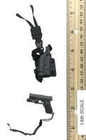 French Police Unit: Paris Raid - Pistol (Glock G17) w/ Holster