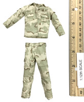 Delta Force Team Leader 1993 Somalia (1/12 Scale) - Uniform