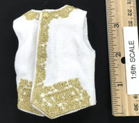 Marshal of the Empire - White & Gold Vest