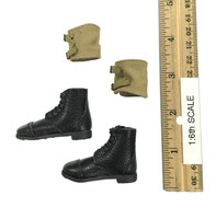 """British Airborne Red Devil Commander """"Roy"""" - Boots & Puttees w/ Ball Joints"""