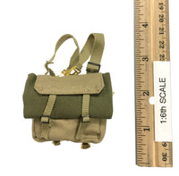 "British Airborne Red Devil Commander ""Roy"" - Haversack w/ Square Tarp"