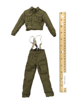 "British Airborne Red Devil Commander ""Roy"" - Uniform (P40)"