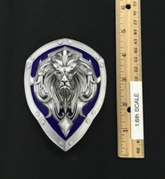 Magic Knights: Porthos the Lancer - Lion Head Shield