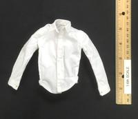 Cowboy B - Long Sleeved Shirt (White)