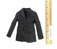 Cowboy B - Suit Coat (Black)