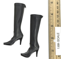 German Female SS Officer - Boots w/ Ball Joints