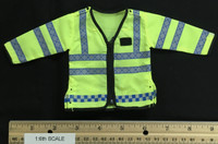British Metropolitan Police Service Female Officer - Hi-Vis Over Jacket