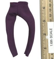 Girl Crush: Professional Killer 'M' - Leggings (Purple) (See Note)