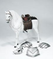 Saint Knight: Jeanne La Pucelle - War Horse Boxed Figure