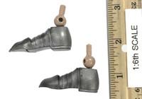 Saint Knight: Jeanne La Pucelle - Boots w/ Ball Joints (Metal)