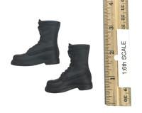 """F-15A Female Pilot """"Burner"""" - Boots (For Feet)"""