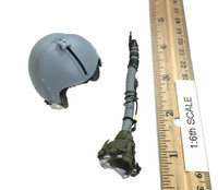 "F-15A Female Pilot ""Burner"" - Helmet w/ Mask"