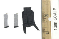 CIA Armed Agents - Pistol (P226) Ammo w/ Holster