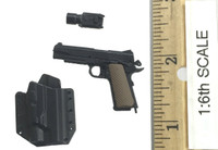 CIA Armed Agents - Pistol (P226) w/ Holster