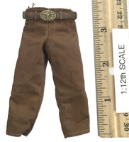 One:12 Collective: Old Man Logan (1/12 Scale) - Pants w/ Belt (See Note)