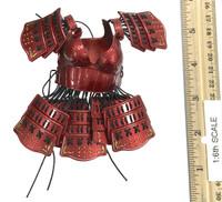 Warrior Armor Sanada Xu Kyi - Body Armor (Tatami Gusoku) (Metal)