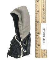 Combat Girl Custom Set - Jacket w/ Hood (Tan)