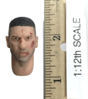 One:12 Collective: Punisher (Netflix) (1/12 Scale) - Head (Injured)