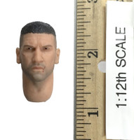 One:12 Collective: Punisher (Netflix) (1/12 Scale) - Head (Normal)