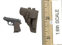 Afrika Female Officer - Pistol (PPK) w/ Holster