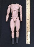 Attack of the Clones: Count Dooku - Nude Body (See Note)