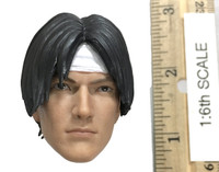 King of Fighters: Kyo Kusanagi - Head (New Version) (No Neck Joint)