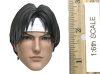 King of Fighters: Kyo Kusanagi - Head (Old Version) (No Neck Joint)
