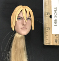 King of Fighters: Terry Bogard - Head (Normal) (No Neck Joint)