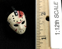 One:12 Collective: Friday the 13th Part 3: Jason Voorhees (1/12 Scale) - Hockey Mask (Bloody)