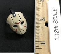 One:12 Collective: Friday the 13th Part 3: Jason Voorhees (1/12 Scale) - Hockey Mask (Clean)