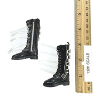 Virtual Girl - Leather Boots (For Feet)
